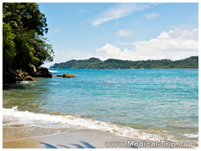 Manuel Antonio Beach Costa Rica
